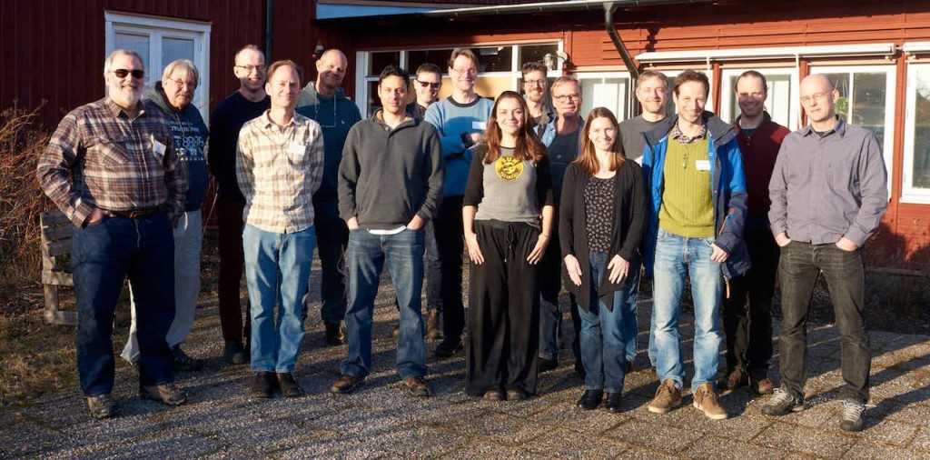 Tovetorp Group Photo